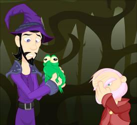 Legends: I Named the Frog