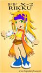 FFX-2:  Rikku