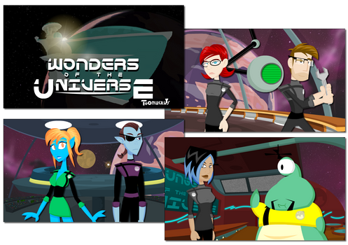 Wonders ofThe Universe Preview