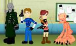Unused Resident Evil 2 Models by LegendaryFrog