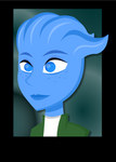 Mass Effect: Liara T'Soni by LegendaryFrog
