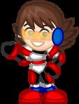 Commission: Omega V by LegendaryFrog