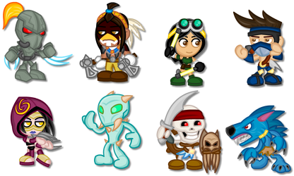 Chibi Killer Instinct: Season 1