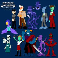 Wonders 5: New Characters