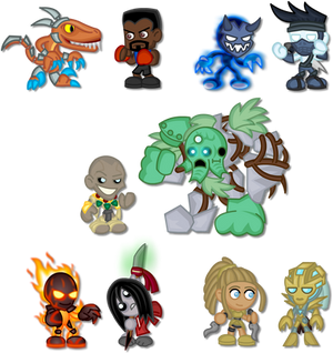 Chibi Killer Instinct: Season 2