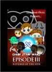 Chibi Star Wars III Poster