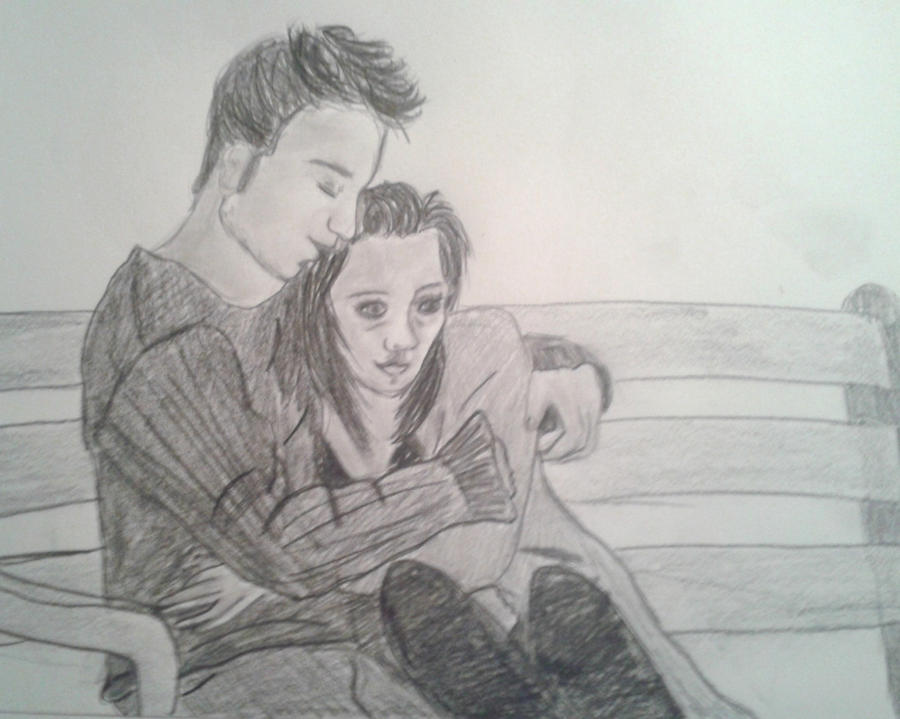 Robsten by MyCurtainHauntsME