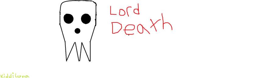 Lord Deaths Mask by kiddiluna