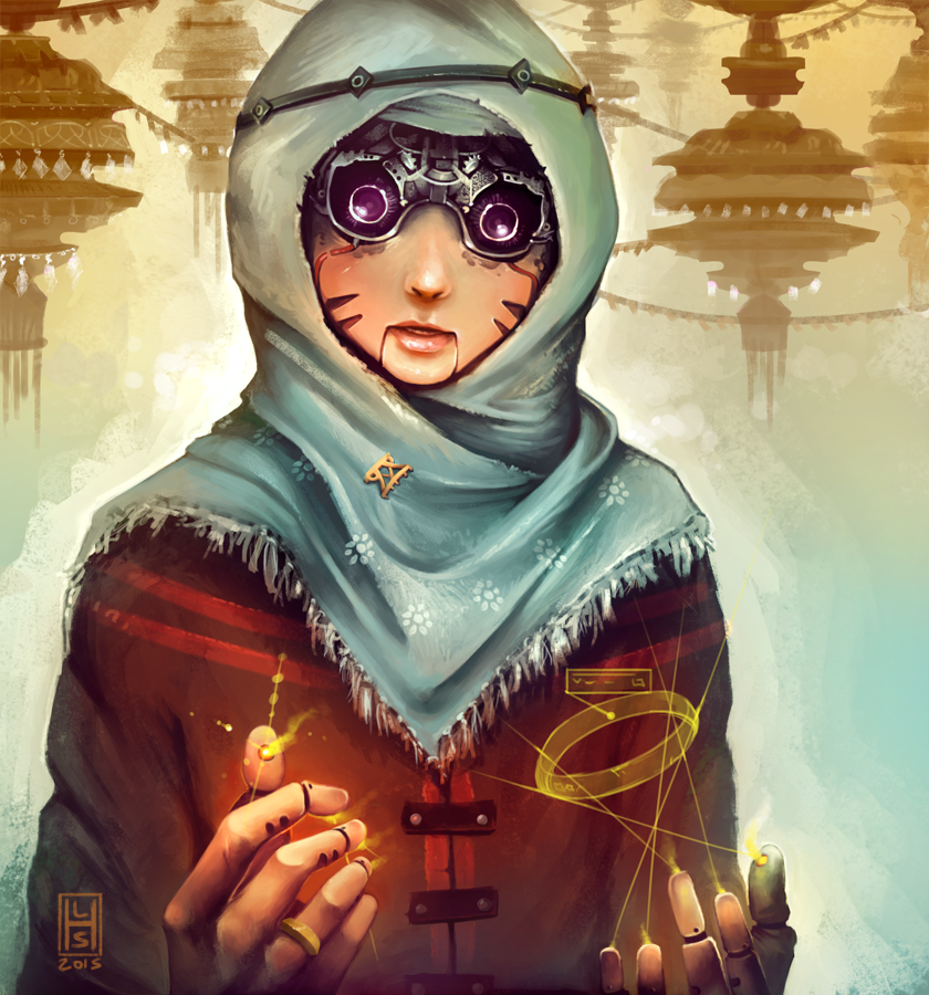 Jewel Trader by Spikings