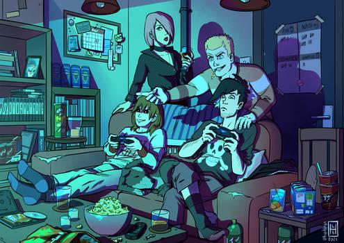 Apoc Game Night