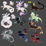 [OPEN 6\10] Magical animals by SnafiTide