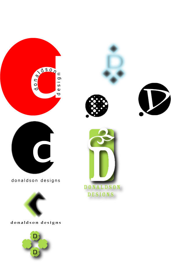 Donaldson Logos by Overlord-Zio