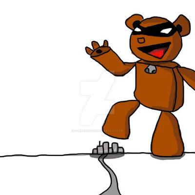 Da Bear by Overlord-Zio