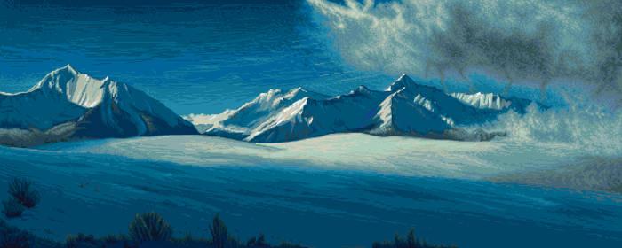 Winter Is Coming (PIXEL-ART)