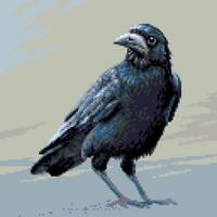 pixel art - Rook