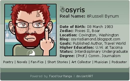 osyris's Profile Picture