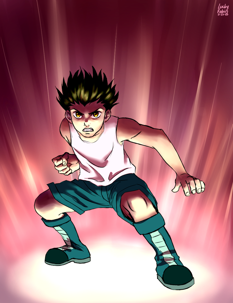 013115 Gon by Clashe