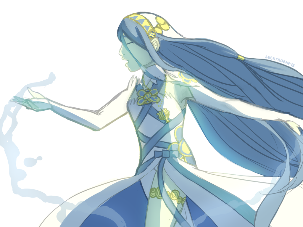 Azura/Aqua Palette 12 by Clashe