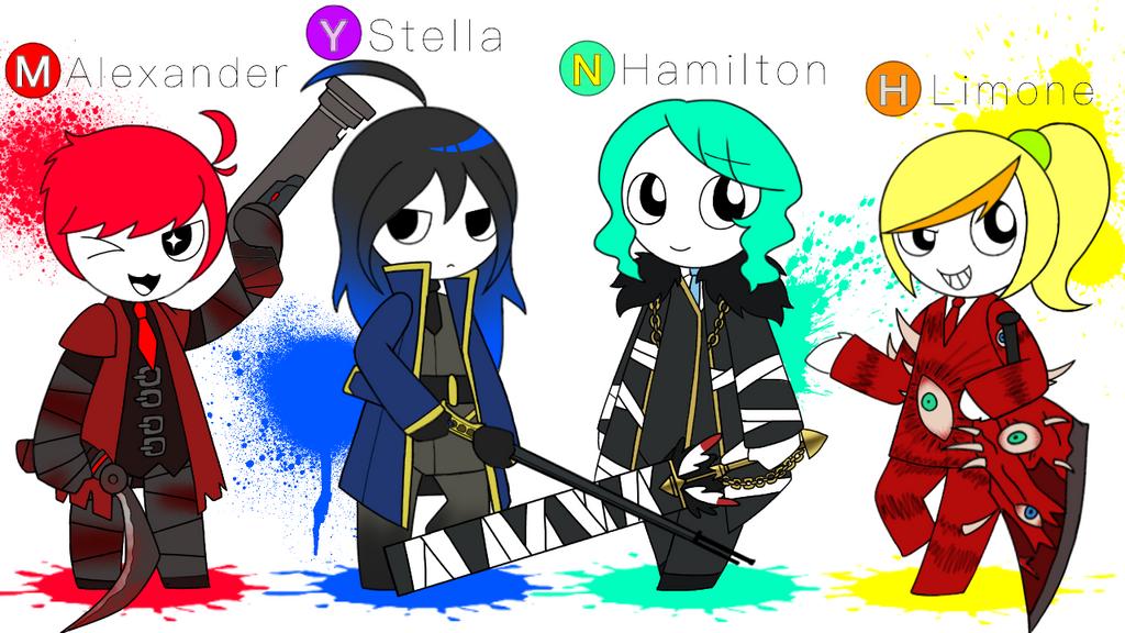 We're Team! by mihopony