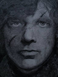 Tyrion Lannister Drawing