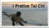 Tai Chi Stamp by 8ClockworkPurple8