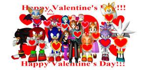 Happy Belated Valentine's Day! (2013)