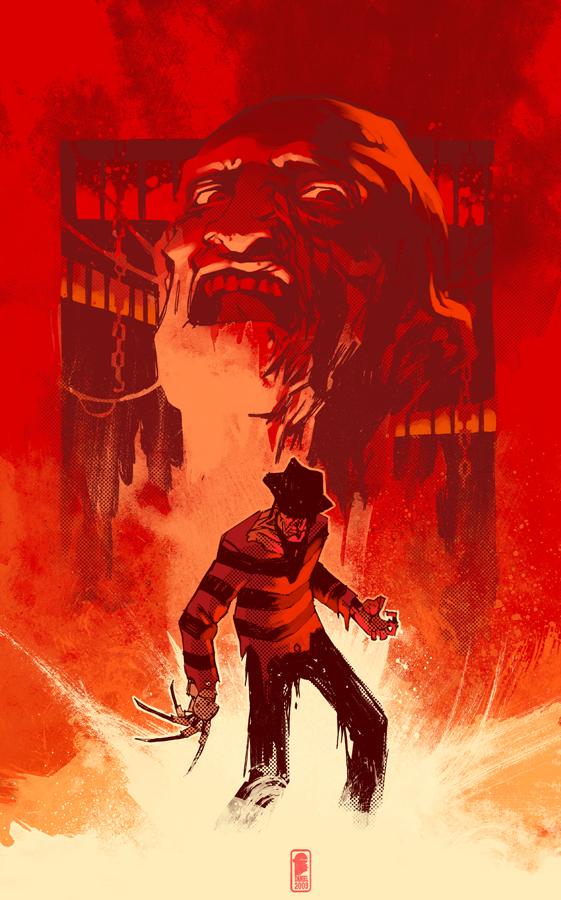 Elm Street by nelsondaniel