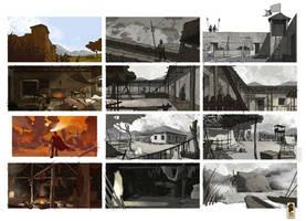 Ghost series by nelsondaniel