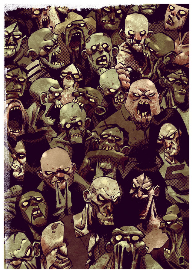 Zombies 2 by nelsondaniel