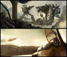 Robotech by nelsondaniel