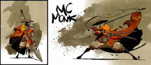 MC Monk