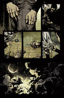 WIld Blue Yonder issue 2 page 23 Color by nelsondaniel