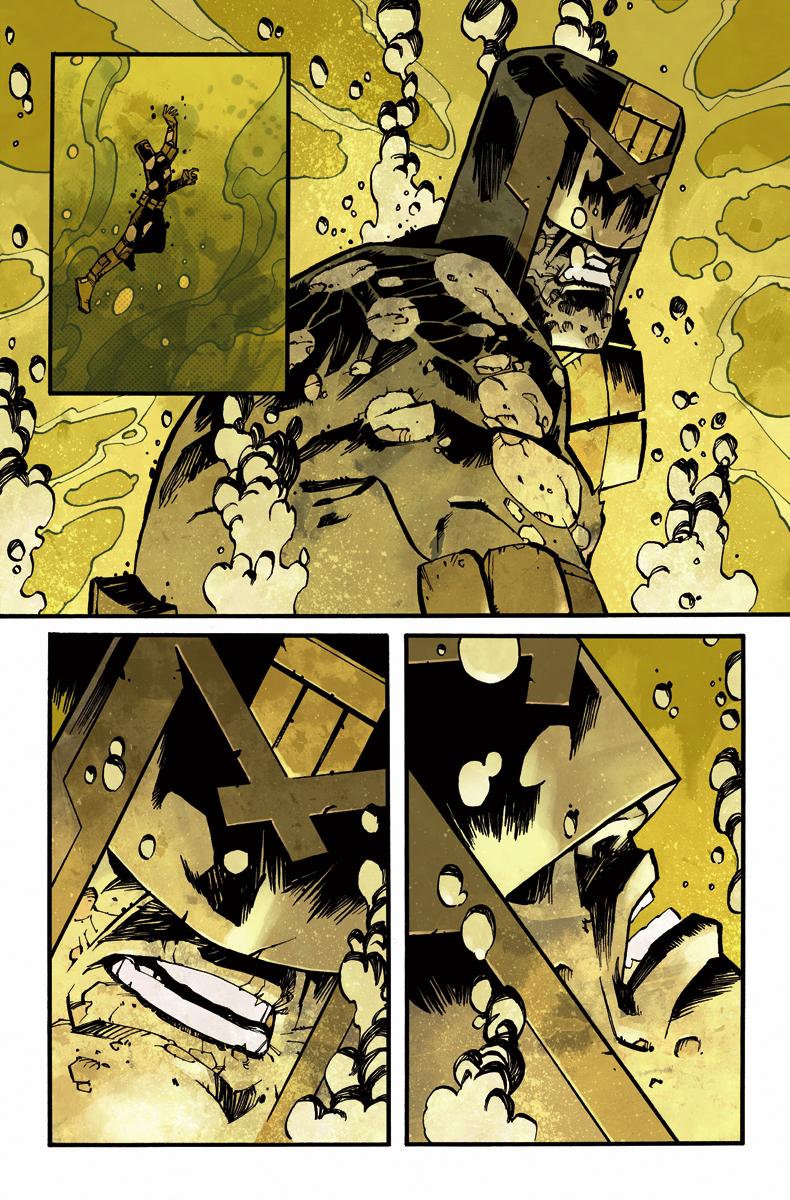 Judge Dredd #12 page 2 by nelsondaniel