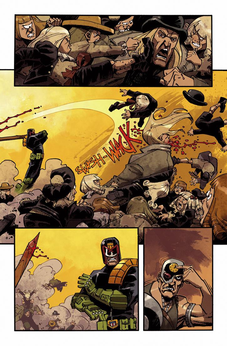Judge Dredd #12 page 12 by nelsondaniel