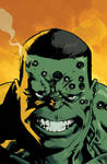Indestructible Hulk 20 Cover color