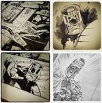 Dredd Instagramies