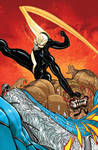 ALL-NEW GHOST RIDER #4 Cover color