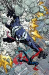 Venom the Spaceknight cover 11 Color