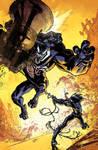 Venom the Spaceknight cover 13 Color