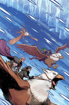 Dungeons and Dragons: Frost Giant's Fury # 4