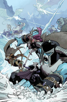 Dungeons and Dragons: Frost Giant's Fury # 5