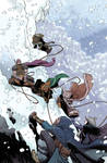 Dungeons and Dragons: Frost Giant's Fury # 3