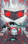 ROM: First Strike #1 Cover