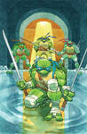 TMNT Universe #25 Cover