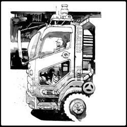 Truck.ink by nelsondaniel