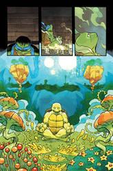 TMNT Universe #25 page 02 by nelsondaniel