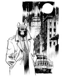 Blacksad by nelsondaniel