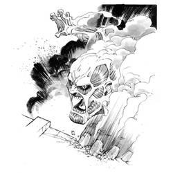 Attack on Titan by nelsondaniel