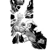 Dr Doom by nelsondaniel