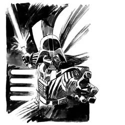 Darth Vader by nelsondaniel